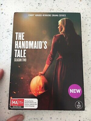 The Handmaid's Tale : Season 2 : Like NEW (Only Watched Once)  DVD Handmaids