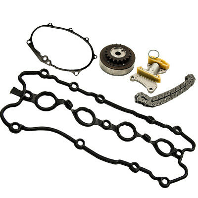 3x Cam Timing Adjuster Chain Tensioner Gasket Kit For Vw Passat Gli