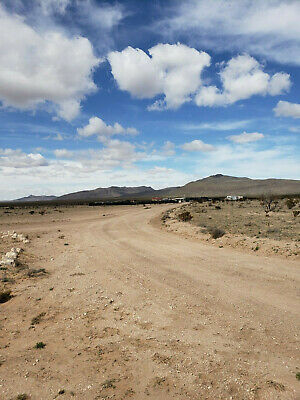 Texas land 48+ Acres 45 min to El Paso-Antelope Acres-Montana 62/180