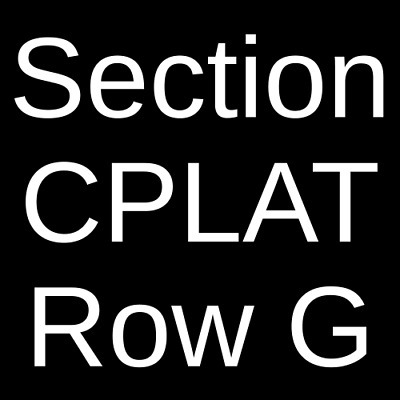 4 Tickets Ace Frehley 6/28/19 Bergen Performing Arts Center Englewood, NJ