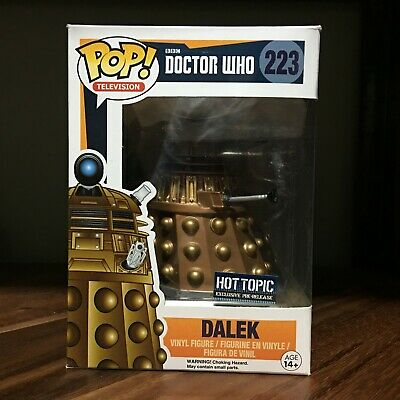 Funko POP Doctor Who 223 Hot Topic Dalek