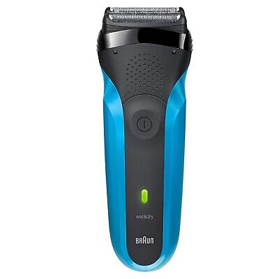 Braun Series 3 310s Rechargeable Wet & Dry Electric Shaver Blue