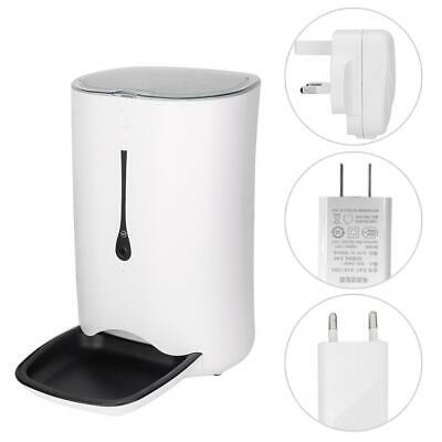 High Quality Automatic Smart Wifi Pet Feeder Food Dispenser Video Voice Recorder
