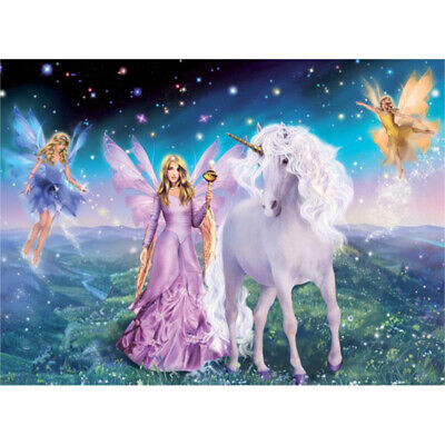 Paint By Number Unicorn And Angel Kit Diy Digital Oil