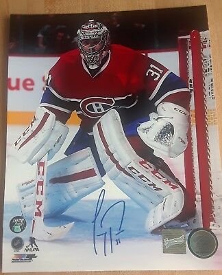 Carey Price Montreal Canadiens 8x10 Photo Signed Autograph Reprint