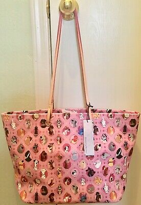 e7b9299adccd DISNEY DOGS DOONEY & Bourke Emily Tote Shoulder Bag NWT! Excellent ...