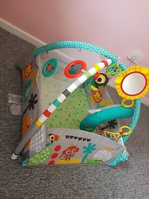 Baby toy play mat foam activity gym