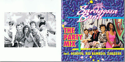 "CD > ""Saragossa Band"" The Party Mix"
