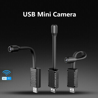 Mini Spia Telecamera Camera Wireless Wifi Nascosta Micro IP Spy Full HD Video DV