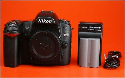 Nikon D80 DSLR Camera, Sold With Battery, & USB Charger Full Working Order