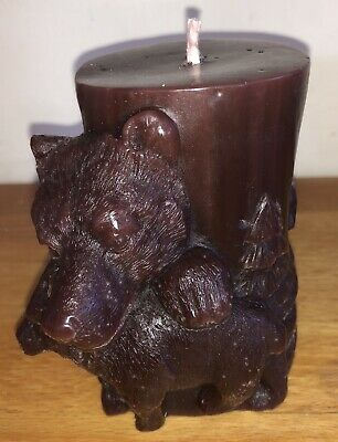 Latex Mould for making this lovely 3d Bear Themed candle