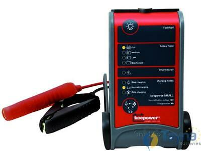 Keepower SMALL CAN BUS - 12V Batterij Charger 1A / 4A - BMW Bikes