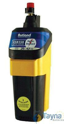 Rutland ESB150 Electric Fence Batterij Energiser