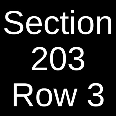 4 Tickets For King and Country 9/28/19 Sears Centre Arena Hoffman Estates, IL