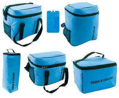 Cooling Bag Cool Insulated Cooler Box Freezing Food Picnic Bag Camping Ice Block