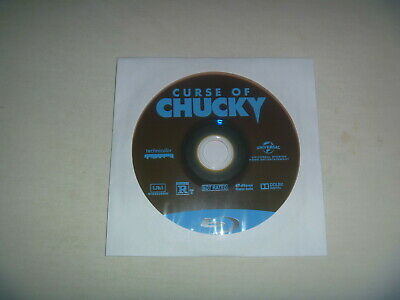 Curse Of Chucky Unrated (2013) Blu-Ray Disc Movie (Unused Disc Only) New Cond