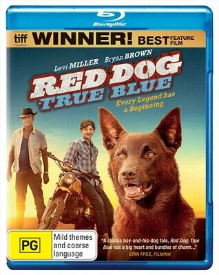 Red Dog - True Blue Blu-Ray