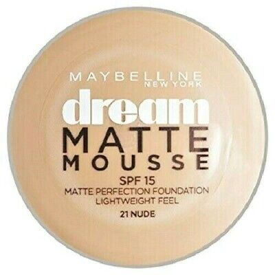 Maybelline by Maybelline Dream Matte Mousse 18 ml Nude 021 Gift