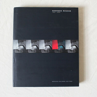 GEORGES ROUSSE: 1981-2000 (French Edition) Hardcover – 2000 - Out of Print