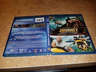 Journey To The Center Of The Earth / Mysterious Island (2 Blu-ray Disc) NICE