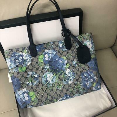 7d7654e52da76c NWT GUCCI BLOOMS Wallet On The Chain Shoulder Woc Clutch 546368 ...