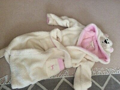 peter alexander size small Dressing gown. Warm and cosy, worn only once.