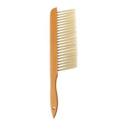 16.54 x 3.15 x 0.39/'/' Plastic Sweep Bristle Beekeeping Bee Brush Beehive Tool