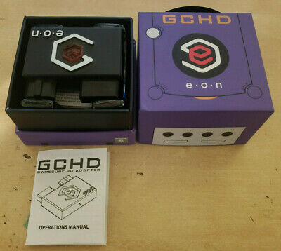 GameCube - EON GCHD GameCube HDMI-Adapter for DOL-001 boxed