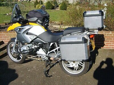 BMW Motorcycle R1200GS