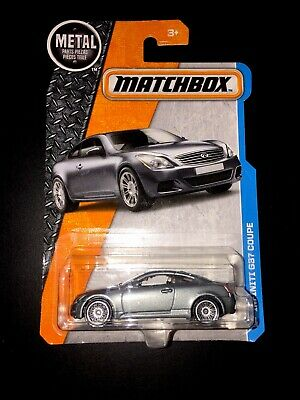 Matchbox 2019 MBX AVENTURE CITY Infiniti G37 Coupe 32/125 Hot Wheels
