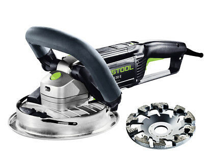 Festool Amoladora de Diamante Renofix Rg 130 E-set Dia HD-768977