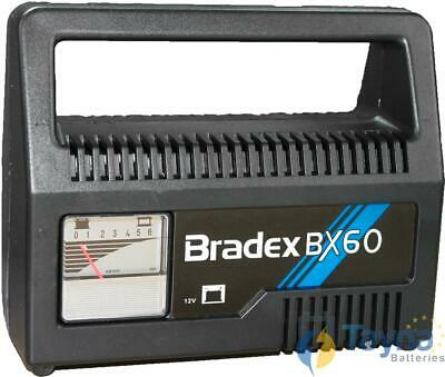 Bradex BX60 Batterie Charger 12V 4A