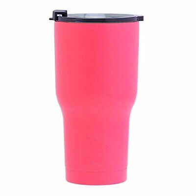 RTIC Double Wall Vacuum Insulated Tumbler, 20 oz, Pink