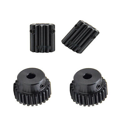 0.5 Mod Spur Gear 20/40 Tooth Bore 5/6/6.35/8/10mm Precision Transmission Gear