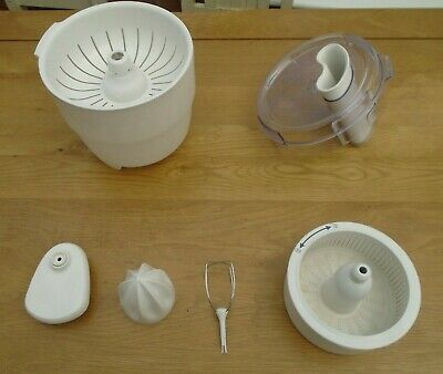 KENWOOD Multipro FP730 Blender Food Processor Accessories Attachments – *VGC*