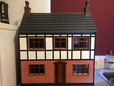 Renovation Project-Dolls House 1/12 Scale