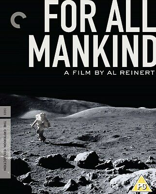 For All Mankind - The Criterion Collection (Restored) [Blu-r RELEASED 24/06/2019