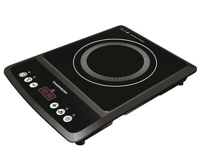 Thomson Cooktop Portable Stove Electric Induction Hotplate 2000W 10 Heat Levels