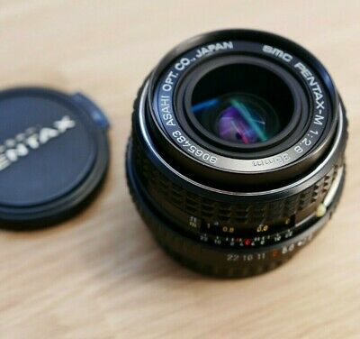 PENTAX SMC Asahi PENTAX-M  35mm  f/2.8   *Great Condition* Highly recommended