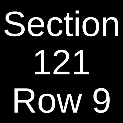 4 Tickets The Rolling Stones 7/23/19 Lincoln Financial Field Philadelphia, PA