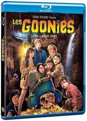 The Goonies Blu Ray New Sealed