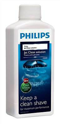 Philips Jet cleaning fluid in flacon 300 ml A clean shaver ensures maximum shavi
