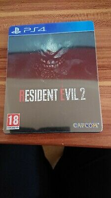 Resident Evil 2 Steelbook Edition PS4
