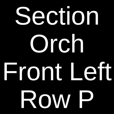 2 Tickets Collective Soul & Gin Blossoms 6/4/19 Morristown, NJ