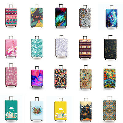 """18""""-32"""" Anti-scratch Suitcase Cover Travel Luggage Cover Dust Proof Bag Thicker"""