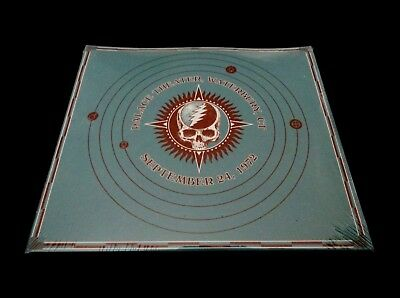 Grateful Dead 30 Trips Around the Sun 1972 Waterbury Connecticut 9/24/72 CT 3 CD