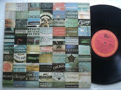 CHICAGO - Greatest Hits Vol. II - Rare HONG KONG release LP