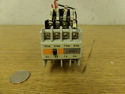 Fuji Electric 4GH440 Contactor Assembly type SH-Y/G SZ-A40 *FREE SHIPPING*