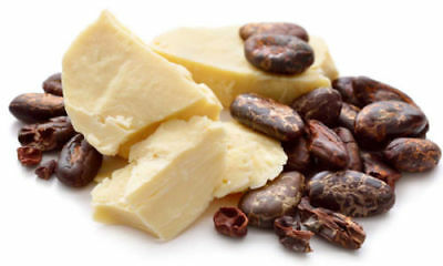 84gr/(3oz.)Organic100% RAW COCOA BUTTER/ Pure fat Raw Food and Skin!