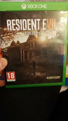 Excellent  Condition ( Resident Evil - Biohazard ) Xbox One Game